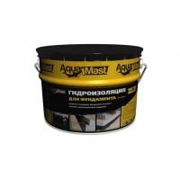 Мастика битумная AquaMast для фундаментов